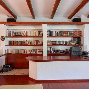 aquaria villa santorini Living Room - Study - 03
